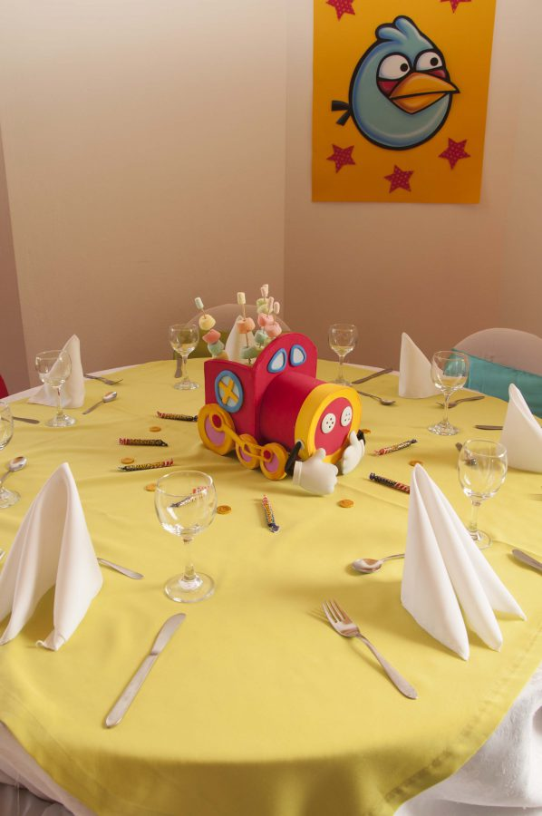 decoracion fiesta mickey mouse