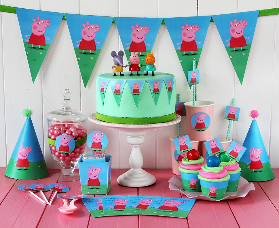 kit de decoracion fiestas