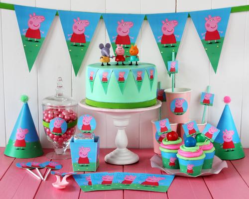 Party Box- Decoraciones para fiestas