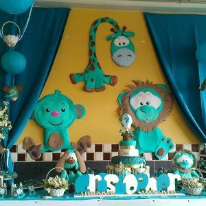 fiesta baby shower