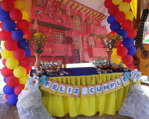 decoracion aniversario empresarial