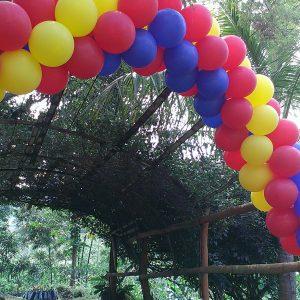 Decoracion fiesta boyaca