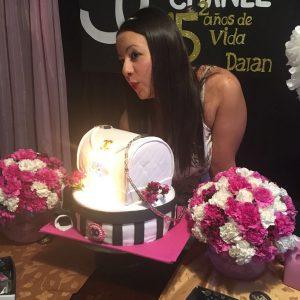 decoracion cumpleaños mujer 30 años