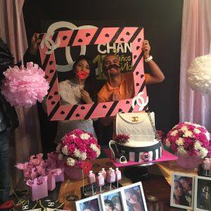 decoracion cumpleaños mujer