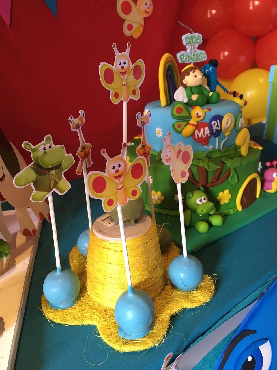 cakepops baby tv