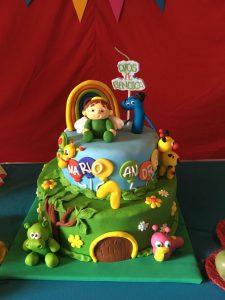 torta baby tv