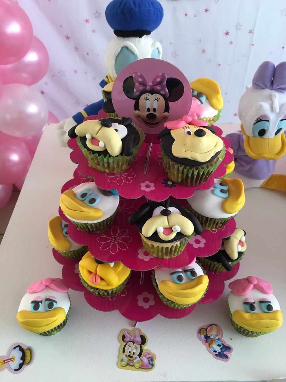 cupcakes minnie