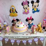 decoracion minnie
