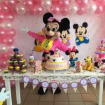decoracion fiesta minnie