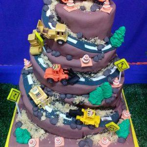 torta aniversario empresarial