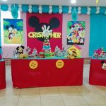 decoracion mickey mouse