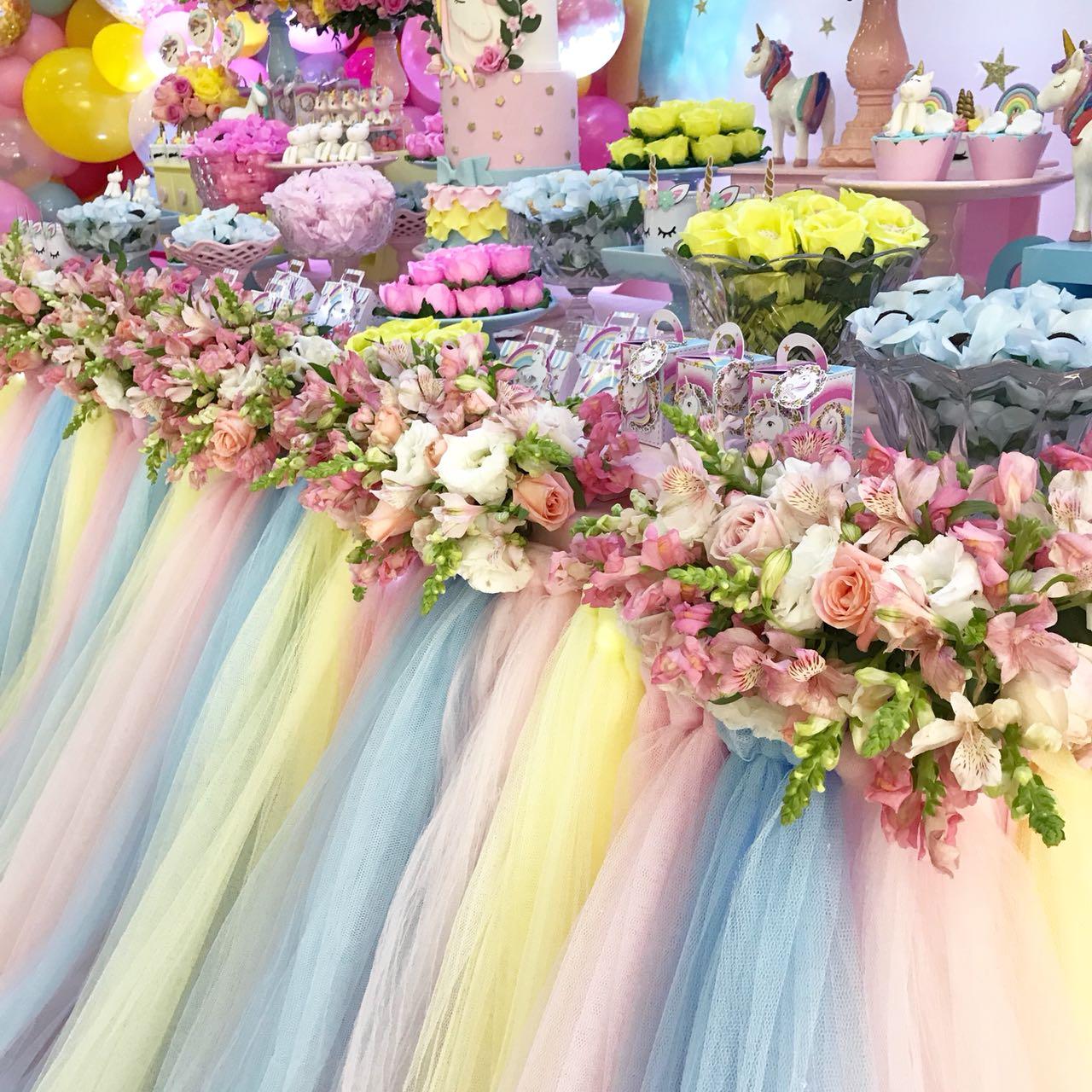Decoraci n cumplea os unicornio decoraciones tematicas for Decoracion para aniversario