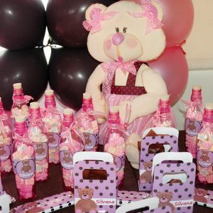 decoracion baby shower niña