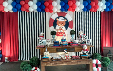 decoracion baby shower Bogota