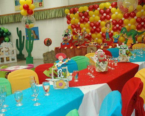 decoracion fiesta toy story