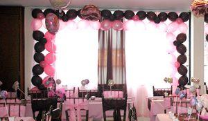 decoracion fiesta baby shower niña