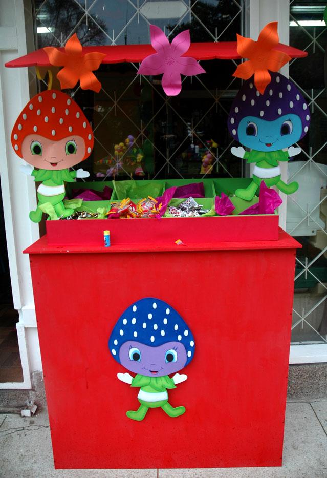 estacion de dulces rosita fresita