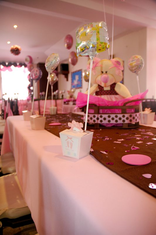 decoracion baby shower ositos