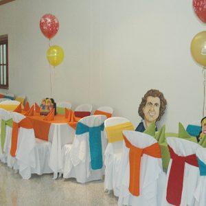 decoracion para fiesta hombre
