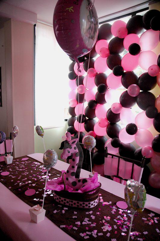 decoracion baby shower ositos