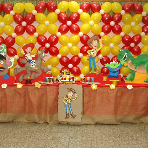 Decoracion Cumpleaños Toy Story