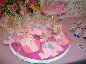 galletas baby shower niña