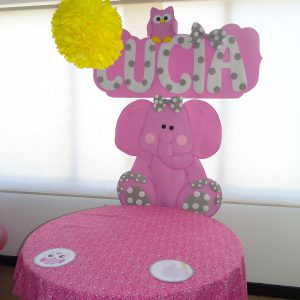 Baby Shower Nina Elefante Decoracion.Decoracion Baby Shower Para Nina Decoraciones Tematicas