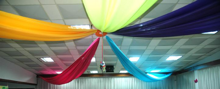 decoracion fiesta carnaval