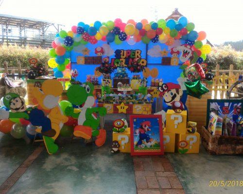 Fiestas infantiles | Super Mario Bros