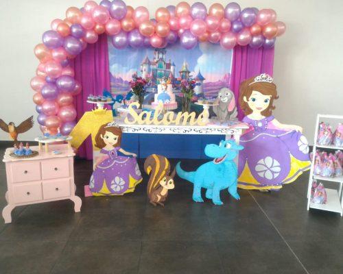 Fiesta Tematica | Princesita Sofia