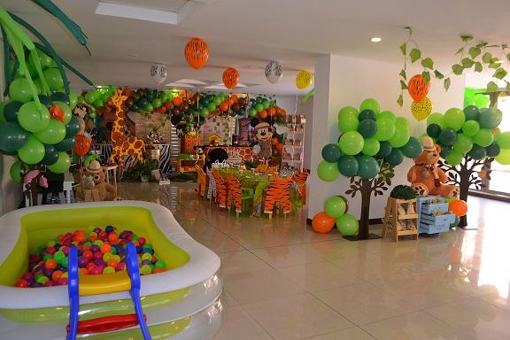 fiesta selva