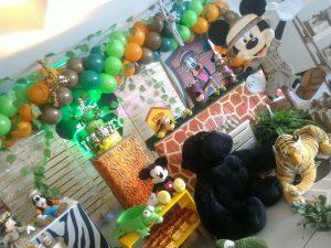 fiesta selva 1 añito