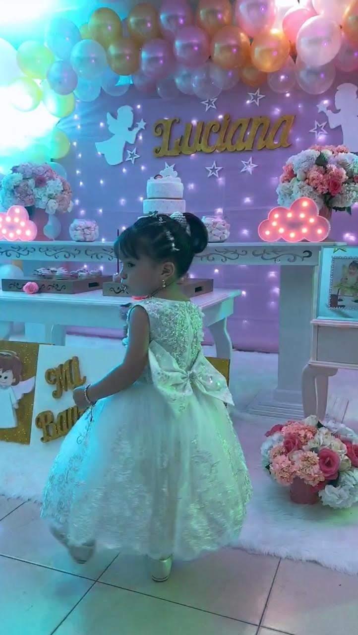 decoracion bautizo niña bogota