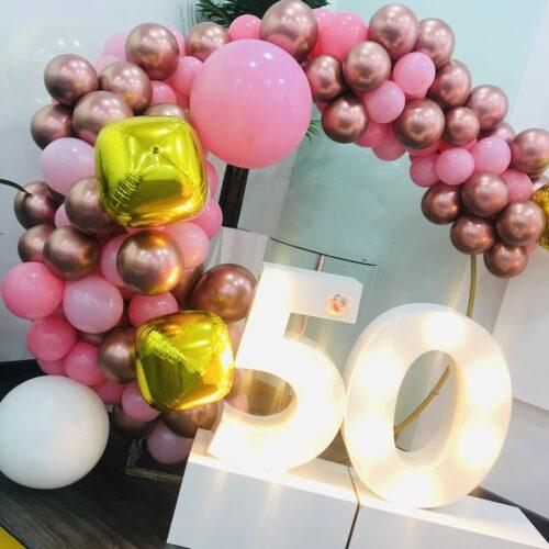 50 años empresarial